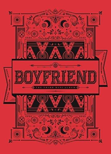 CD : Boyfriend - Witch (Asia - Import)