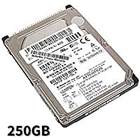Seifelden 250GB Hard Drive for Apple PowerBook G4 12-inch (M9184LL/A) (M9690LL/A) (M9691LL/A) (M8980LL/A) (M8981LL/A) (M9421LL/A) (M9422LL/A) (M9676LL/A) (M9677LL/A) (Certified Refurbished)