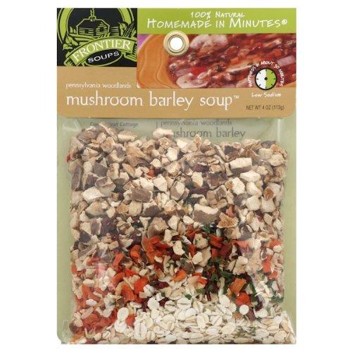 Frontier Soup, Soup Mushroom Pnsylvn Wdland, 4-Ounce (8 Pack)