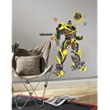 RoomMates Transformers: Age of Extinction Bumblebee Peel and Stick Giant Wall Decals