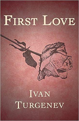 #freebooks – First Love (Everyman's Library Classics) by Ivan Turgenev