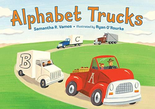 Alphabet Trucks (Alphabet Ice Cream)