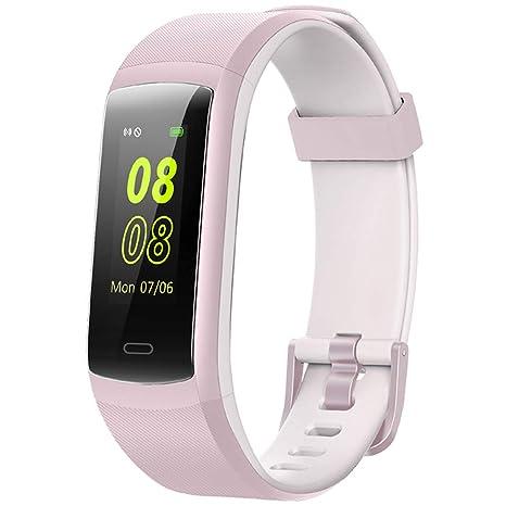 willful reloj inteligente Cardio inteligentes podometre pulsera ...