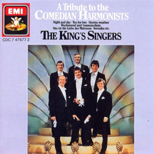 Comedian Harmonists - A Tribute To The Comedian Harmonists - Zortam Music