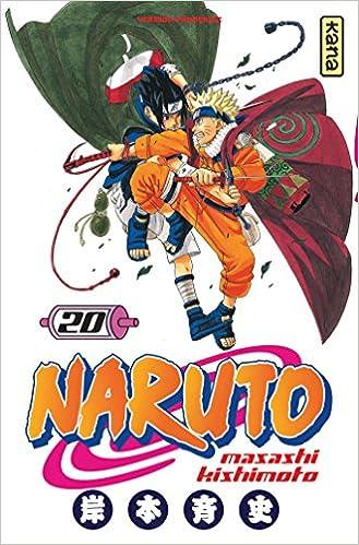 Lire un Naruto, tome 20 epub, pdf