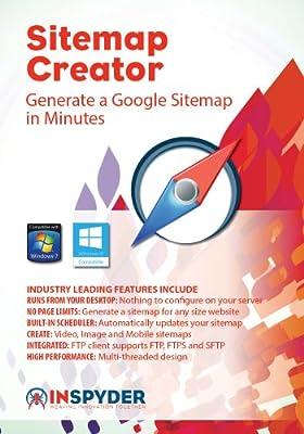 Inspyder Sitemap Creator 4 [Download]