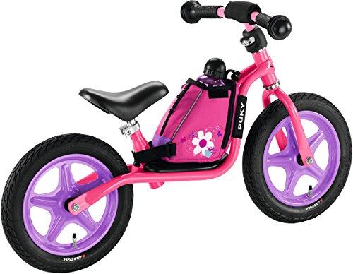 Puky LRT Kinder Laufradtasche mit Tragegurt pink