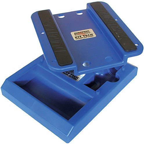 Duratrax Pit Tech Deluxe Rc Car And Truck Work Stand Blue