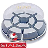 floor polishing pads for concrete stone by stadea - Grit 3000