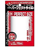 KMC 100 Card Barrier PERFECT SIZE