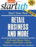 img - for Start Your Own Retail Business & More by Entrepreneur Press, Linsenman, Ciree. (Entrepreneur Press,2010) [Paperback] 3rd Edition book / textbook / text book