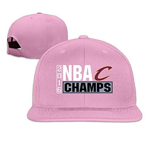 Cleveland Cavaliers Black 2016 Finals Champions Locker Room Flat Hip Hop Cap Hat Rock Punk