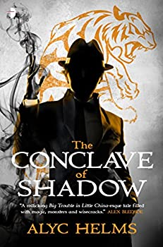 The Conclave of Shadow: Missy Masters #2 Kindle Edition by Alyc Helms (Author)