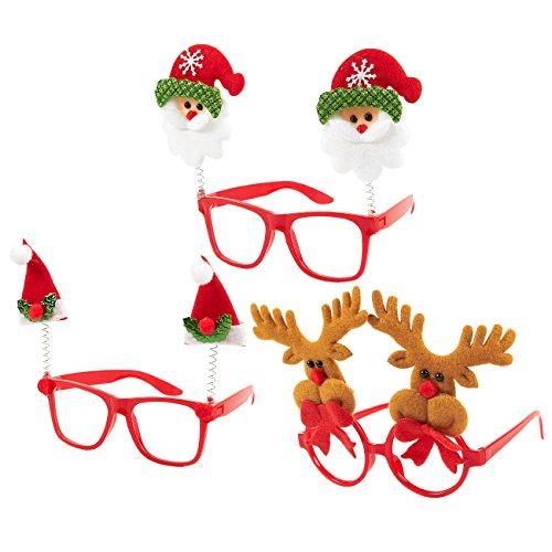 Wacky Christmas Pack - 5