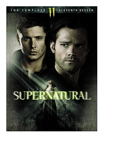 DVD : Supernatural: The Complete Eleventh Season (Boxed Set, Slipsleeve Packaging, Dolby, AC-3, )
