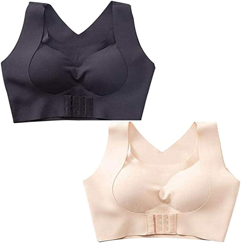 Frauen Kyphosis Korrektur BH Brust Anti Sagging Seamless BH Shapewear U7N3