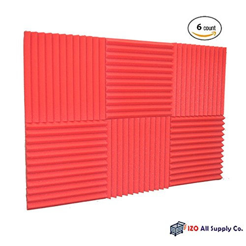 24-pk-1x12x12-soundproofing-foam-acoustic-tiles-studio-foam-sound-wedges