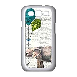 Elephant Original New Print DIY Phone Case for Samsung Galaxy S3 I9300,personalized case cover ygtg524688