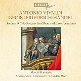 Vivaldi/Händel: Sonaten und Triosonaten für Oboe und B.c.