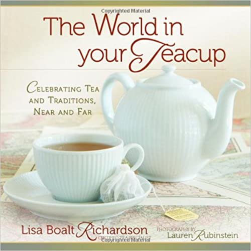 Book WORLD IN YOUR TEACUP THE