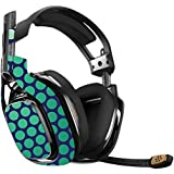 MightySkins Skin For Astro A40 Gaming Headset - Spots | Protective, Durable, and Unique Vinyl Decal wrap cover | Easy To Apply, Remove, and Change Styles | Made in the USA