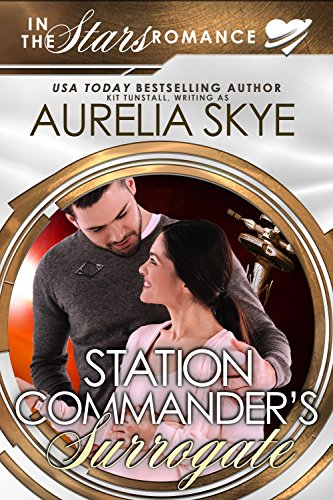Station Commander's Surrogate: Olympus Station #1 (In The Stars) ()