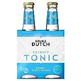 Double Dutch Skinny Tonic - 4 x 200ml (27.05fl oz)