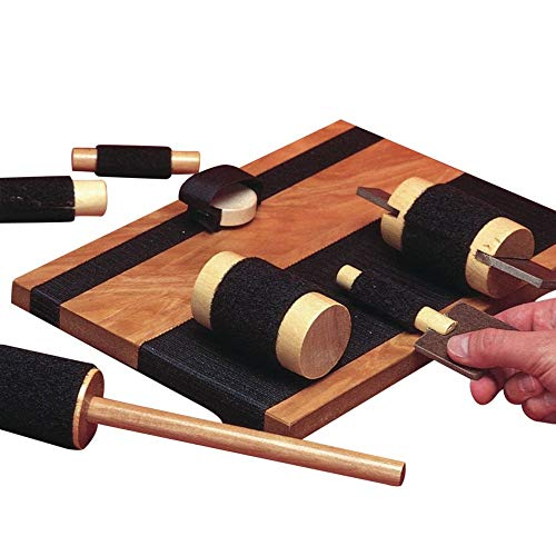 Hand Exercise Board with Hook and Loop Fasteners by S&S Worldwide (Image #3)