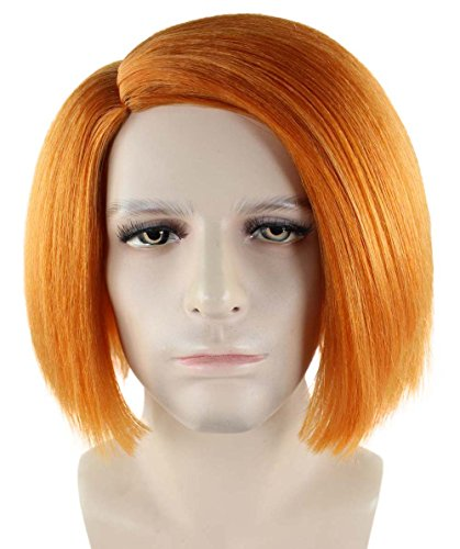 Chucky Curse of Evil Doll Wig, Red Adult (The Bride Of Chucky Halloween Costumes)