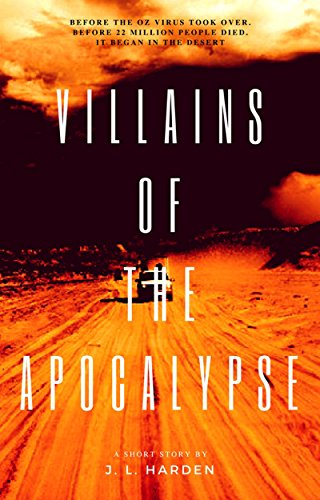 Villains of the Apocalypse: A Secret Apocalypse Story