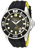 Invicta Men's 20199 Pro Diver Analog Display Automatic Self Wind Black Watch