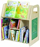 Steffy Wood Products Big Book Trolley