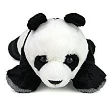 Stuffed Real Giant panda Sprawl Series (japan import)