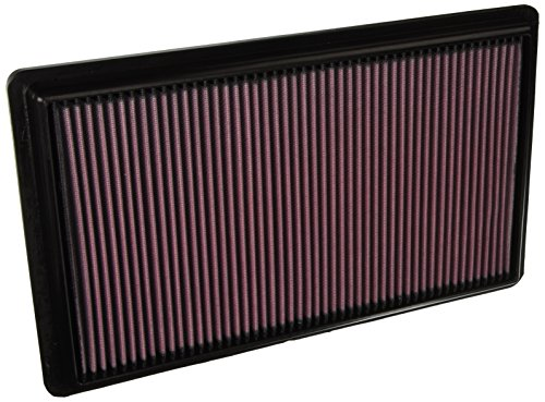 K&N 33-2432 High Performance Replacement Air Filter