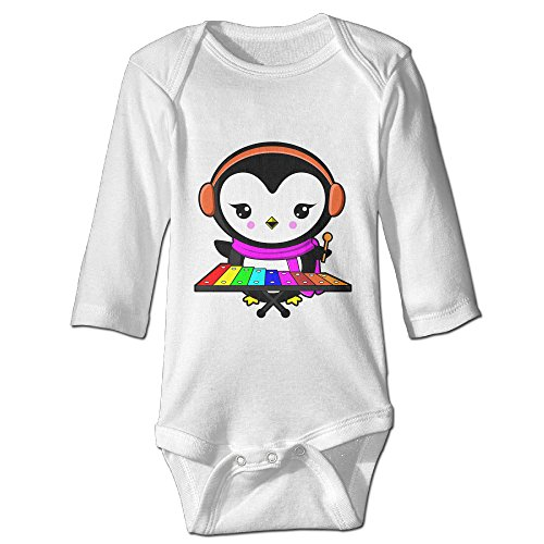 Alexx Akemi Unisex Baby Jumpsuit Bodysuit Long-sleeve Outfits White 12 Months - Toothless Costume Videos
