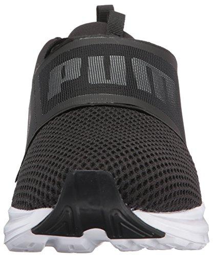 Puma Mens Enzo Rem Sneaker Puma Black-puma White