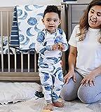 Burt's Bees Baby baby girls Pajamas, Tee Pant