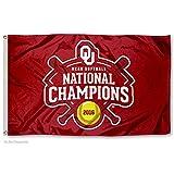 Oklahoma-Sooners-2016-Womens-Softball-Champs-Flag