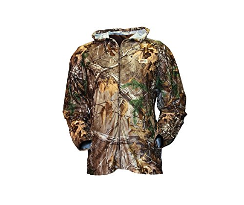 Gamehide Elimitick Cover Up Tick Jacket, Realtree Xtra, X-Large (Gamehide Camo)