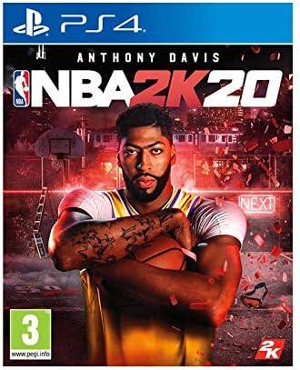 PS4 - NBA 2K20 Legend Edition - [PAL UK - MULTILANGUAGE]: Amazon ...