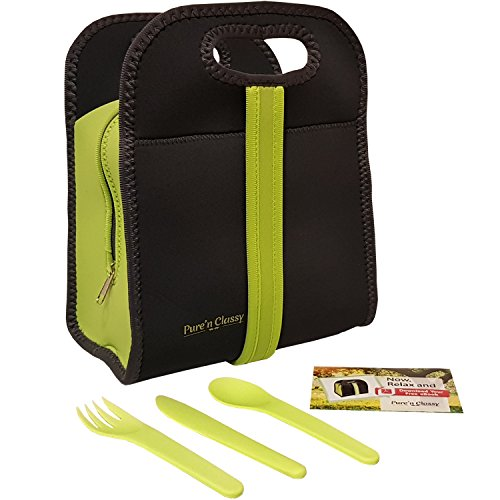 Eco Friendly Insulated Lunch Bags - 9