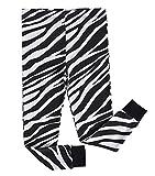 Latuza Girls' Pajamas Set Kids Cotton PJs 18M Zebra