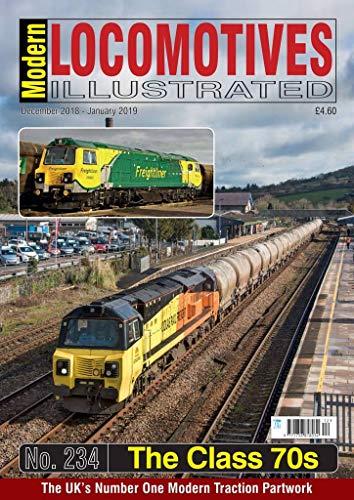 Modern Locomotives Illustrated