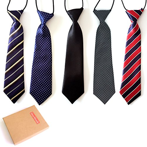 Elesa Miracle Pre tied Elastic Necktie product image