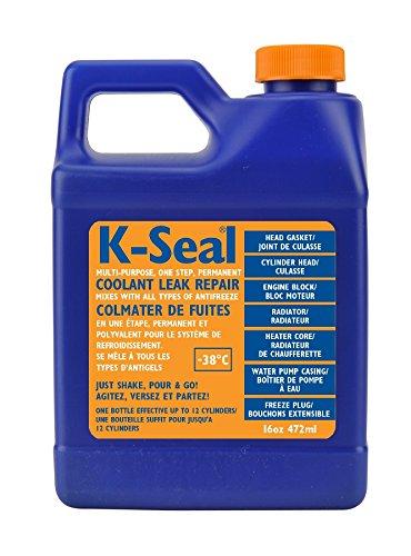 K-Seal ST9501 Multi Purpose One Step Permanent Coolant Leak Repair – Designed for The Canadian Market