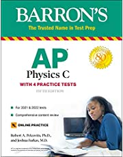 AP Physics C: With 4 Practice Tests