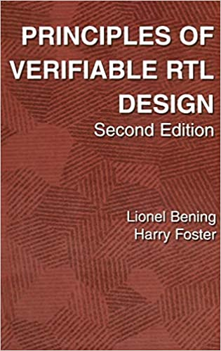 A functional coding style supporting verification processes in Verilog Principles of Verifiable RTL Design