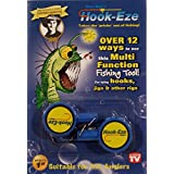 Hook-Eze Twin Pack (Blue) - Official North American Distributor of Hook-Eze