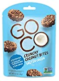 GoCo Crunchy Coconut Bites, Salted Cocoa, 10 Count Review