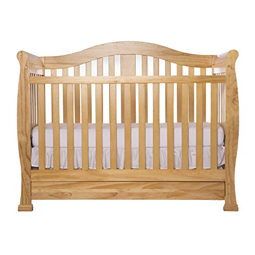 Natural Crib Drawer - Dream On Me Addison Crib, Natural